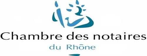 Logo chambre des notaires du rhone